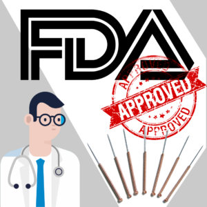 FDA endorsed acupuncture