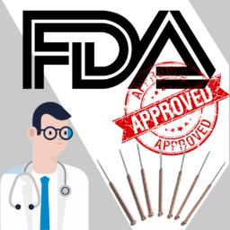 FDA endorsed acupuncture