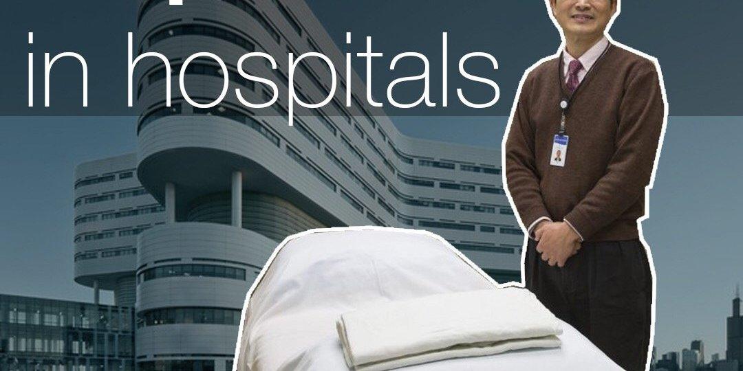acupuncture in hospitals