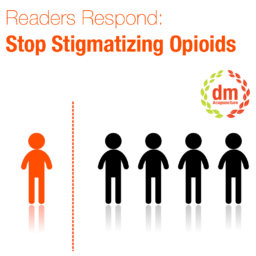 opioids and stigmatism