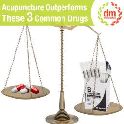 Opioids vs Acupuncture